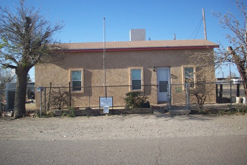 Lordsburg home after