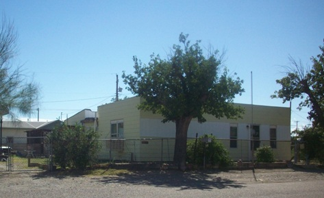 Lordsburg home before